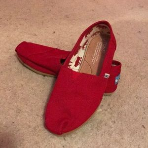 Gently used Red Toms!!!